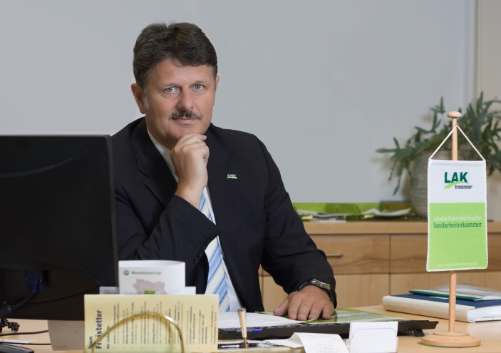 Präsident Landarbeiterkammer