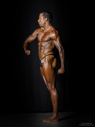 Bodybuilding Meisterschaft